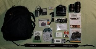 Canon EOS T3i 18.0MP Plus Extra Lenses And Accessories in Fort Leonard Wood, Missouri