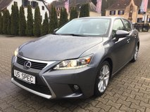 2015 Lexus CT 200h *Only 18,345 Miles*Hybrid* in Ramstein, Germany
