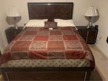 BEDROOM SET BRAND NEW NO FLAWS in Fort Sam Houston, Texas