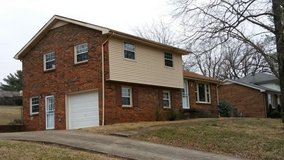 3 BR 1.5 Bath fully Refurbished Home in Clarksville, Tennessee