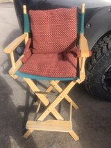 directors chair in Alamogordo, New Mexico