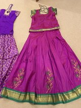 Indian Outfits for Girls Langas and Blouses in St. Charles, Illinois