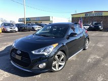 2015 HYUNDAI VELOSTER TURBO COUPE 3D 4-Cyl TURBO 1.6 Liter in Clarksville, Tennessee