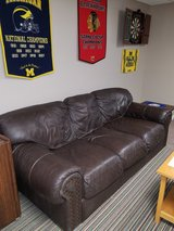 Couch.... Great for game room in Naperville, Illinois