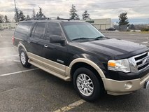 2007 Ford Expedition EL MAX in Fort Lewis, Washington