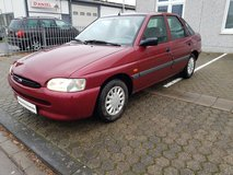 FORD ESCORD * ONLY 35000 KM * NEW INSPECTION in Spangdahlem, Germany