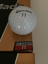 Taylormade Tour Preferred Golf Balls/New, Personalized with #11 in Camp Pendleton, California