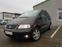 2006 VOLKSWAGEN SHARAN 2,0 TDI TURBO DIESEL 6-7 SEAT * FULL OPTION in Spangdahlem, Germany
