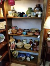 Pottery New and Vintage Some Local in Camp Lejeune, North Carolina