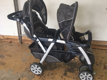 Chicco Double stroller in Yorkville, Illinois