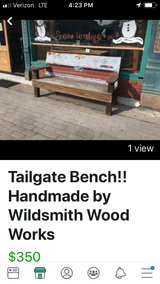 tailgate Bench in Hinesville, Georgia