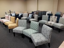 New Accent Chairs in Vacaville, California