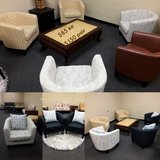 New Tub Chairs $85ea or $150pair in Vacaville, California
