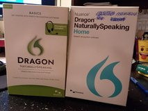 Nuance Dragon home v13 brand new and v11 brand new in Fort Campbell, Kentucky