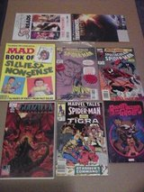 Comic books in Beaufort, South Carolina