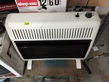 Remington 300000-btu natural gas vent free heater new in Byron, Georgia
