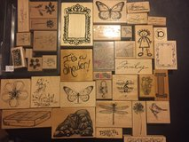 Stamp Lot in Fort Campbell, Kentucky
