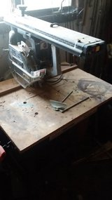 Radial Arm Saw (Craftsman) $75/OBO in Naperville, Illinois