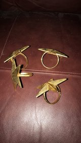 4 Napkin rings in Joliet, Illinois
