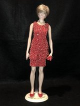 Diana Princess of Hearts 1998 Christmas Limited Edition Doll in Chicago, Illinois