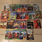 Lot of 22 Lego Books EUC in Travis AFB, California