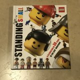 Lego Standing Small 30 Years of the Minifigure Book EUC in Travis AFB, California