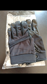Leather gloves in Fort Campbell, Kentucky