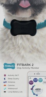 Fitbark 2 Fitbit for dogs in Okinawa, Japan