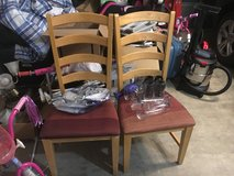 Chairs in Fort Hood, Texas