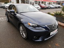 2015 LEXUS IS 250 Luxury Sedan in Spangdahlem, Germany