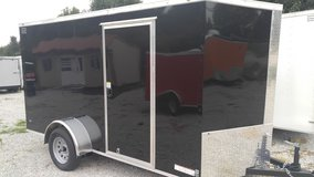 NEW! 7' X 12' Enclosed Trailer in Fort Campbell, Kentucky