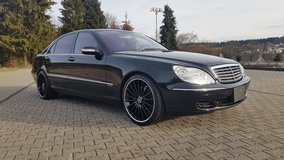 2005 Mercedes Benz S600L 5.5 V12 Biturbo *Immaculate Condition* in Baumholder, GE