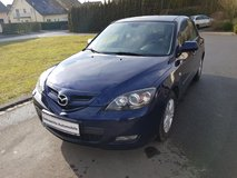 2008 Mazda 3 1,6 TURBO DIESEL *57000 MILS ONLY * NEW INSPECTION * in Spangdahlem, Germany