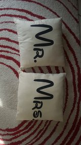 Mr and Mrs Pillows in Ramstein, Germany