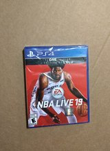 NBA Live 2019 (PS4) in Clarksville, Tennessee