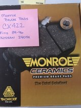 monroe brake pads cx422 in Fort Campbell, Kentucky