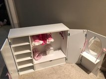American girl dresser in Elgin, Illinois