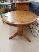 Oak Side Table #1265-3826 in Camp Lejeune, North Carolina