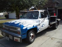 Clean/Work Ready. Chevy C30 truck in Spring, Texas