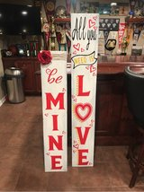 Signs- Valentine's Day in Aurora, Illinois