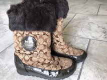 Authentic Coach Boots in Lackland AFB, Texas