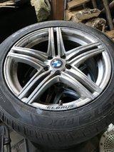 BMW X5/X3 Wheels and tires in Wiesbaden, GE