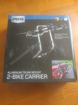 Reese 2-bike carrier in Vacaville, California