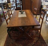 dining room set with 4 chairs in Spangdahlem, Germany