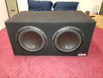 10 JL audio subwoofers in Ramstein, Germany