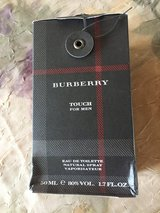Burberry TOUCH for Men, 1.7 Fl Oz. NEW in box in Alvin, Texas