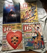 3 vintage 16 magazines 1 Dark Shadow flier in Fort Polk, Louisiana
