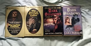 4 soft cover Dark Shadows books in Fort Polk, Louisiana