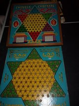 Mid Century Chinese Checkers Boards in Warner Robins, Georgia