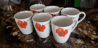 6 coffee mugs in Orland Park, Illinois